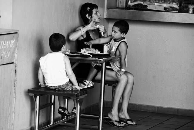 Au-Pair Kinderbetreuung