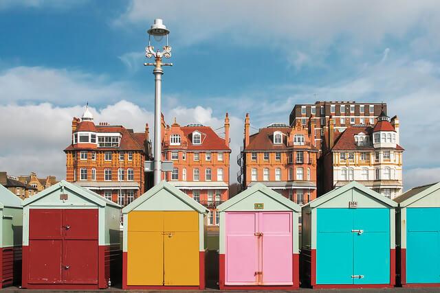 Brighton England Sprachreisen Ausland
